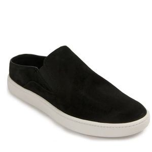 Vince Verrell 2 Suede Slip On Sneakers Size 9-1/2